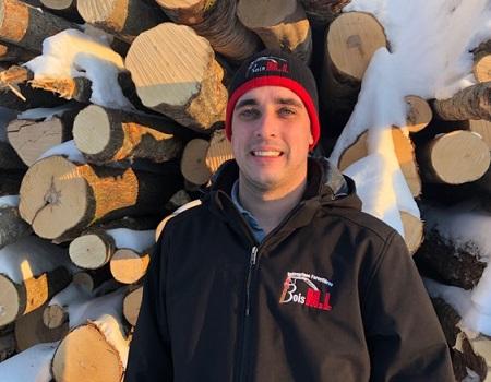 Michaël Lessard, 4e génération de forestiers