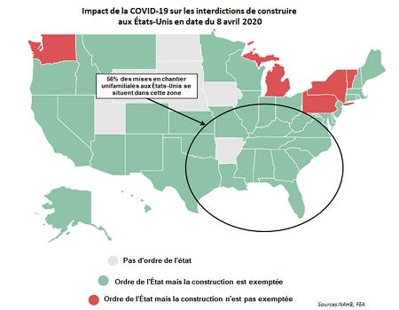 L'impact de la COVID-19 sur le marché du bois d'œuvre (8 avril 2020)
